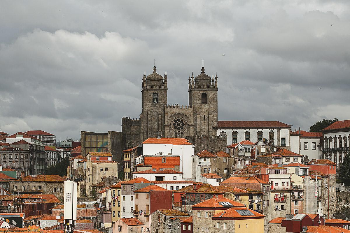 Экскурсия в Порту