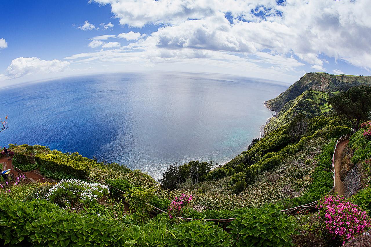 всех азорские острова фото конденсаторах