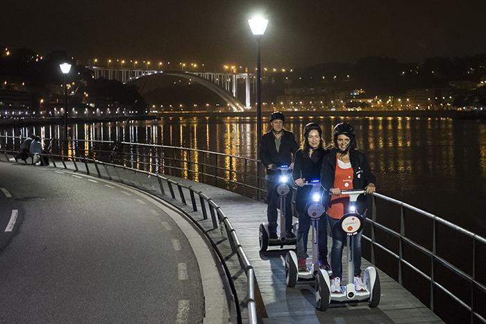 Ночные экскурсии в Порту